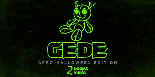 Gede Afro-Halloween