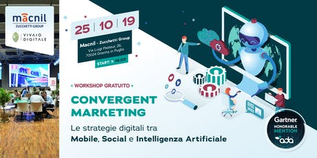 Gravina in Puglia (BA) - Workshop sul Convergent Marketing biglietti