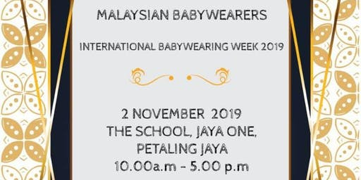 Malaysian Babywearers - International Babywearing Week 2019