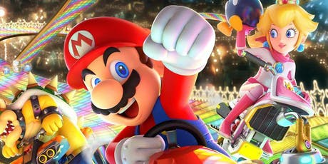 Mario Kart 8 Deluxe Video Game Tournament - All Ages - Cash Prizes tickets