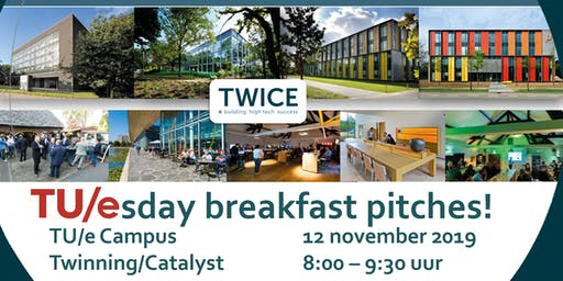 TU/esday breakfast pitches