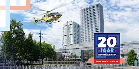 Refereeravond 20 jaar traumacentra (Special Edition) tickets