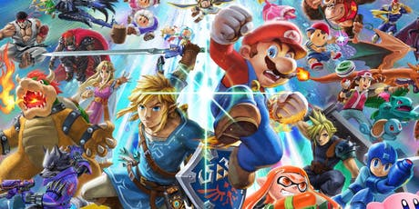 Super Smash Bros Ultimate Video Game Tournament  - 2v2 - All Ages tickets