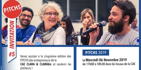 PITCH #5 billets