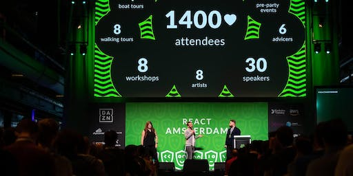 React Summit Amsterdam 2020