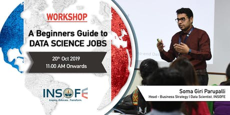 A Beginners Guide to Data Science Jobs: AI/ML Career Workshop tickets