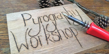 Pyrography Workshop. Christmas Tree Decorations tickets