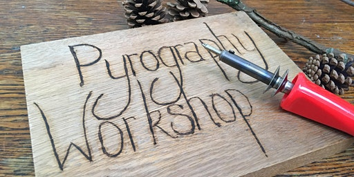 Pyrography Workshop. Christmas Tree Decorations