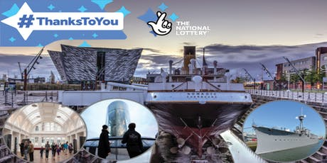 Maritime Mile Heritage Tour tickets