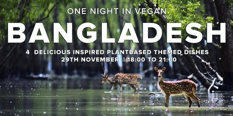 One Vegan Night in  Bangladesh tickets
