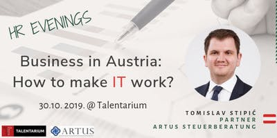 Business in Austria: How to make IT work