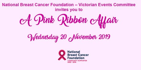 A Pink Ribbon Affair tickets