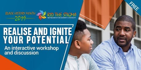 Relise and Ignite your Potential tickets