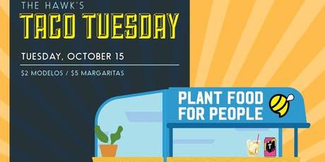 Taco Tuesday Long Beach with Plant Food For People tickets