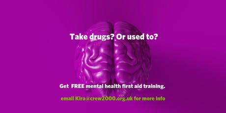 FREE Mental Health First Aid tickets