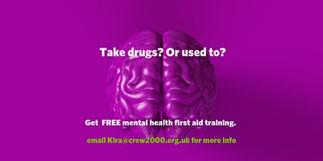 FREE Mental Health First Aid tickets