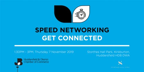 Speed Networking // Kirkburton tickets