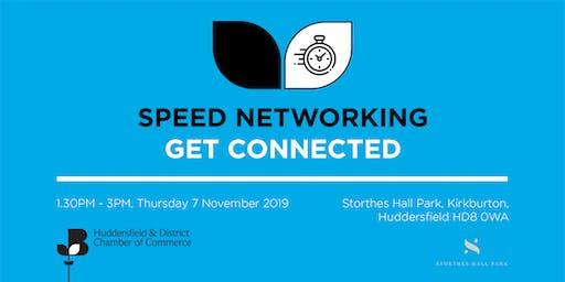 Speed Networking // Kirkburton
