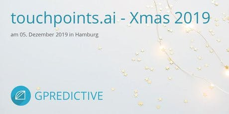 touchpoints.ai - Xmas 2019 tickets