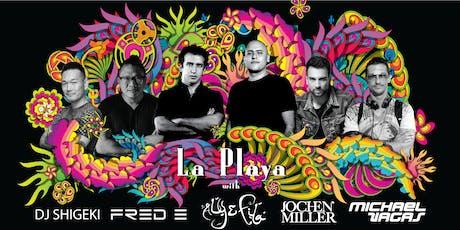 FOC Sentosa x AOS presents ALY & FILA tickets