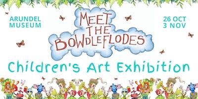 FREE Children's Art Exhibition about Endangered Species