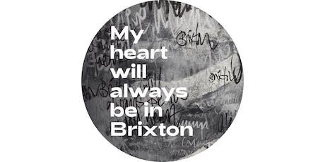 Linett Kamala : My heart will always be in Brixton tickets