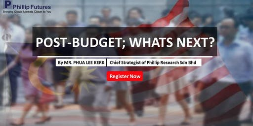 Post-Budget; What's Next?
