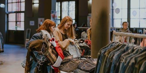 FREE TICKETS: Vintage Kilo Sale • Stuttgart • VinoKilo
