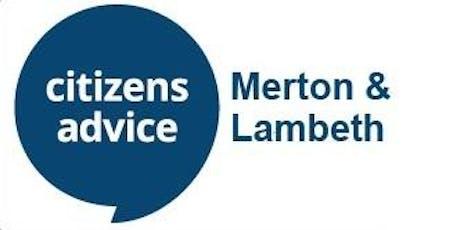 Citizens Advice Merton and Lambeth 80th Anniversary Celebration tickets