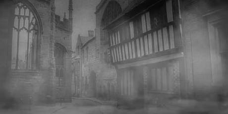 Coventry Ghost Tour Special tickets