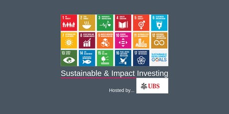 Sustainable and Impact Investing tickets