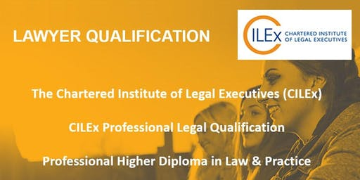 Cilex Workshop (LAW, OPEN TO ALL YEARS)