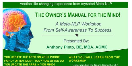 Meta-NLP Workshop tickets