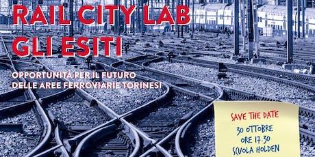 RAIL CITY LAB. GLI ESITI. biglietti