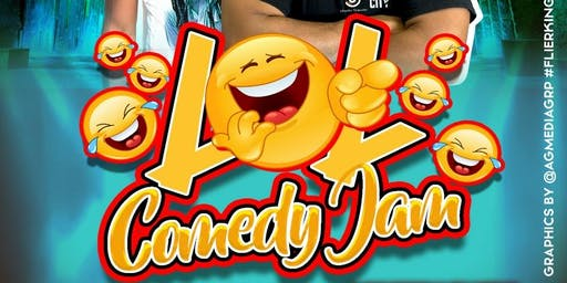 LOL COMEDY JAM AT FANTASY LOUNGE