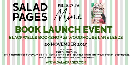 BOOK LAUNCH: MINE by EMILY MERRILL tickets