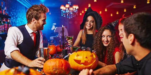Speed ​​Friending: ¡Conoce damas y caballeros este Halloween!(FREE Drink)BA