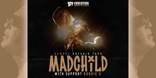 Madchild live in Waterloo Dec 6th at Starlight