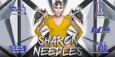 Sharon Needles • Rupaul's Drag Race Season 4 Winner • Live at Touch Bar El Paso