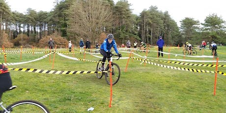 Adult cyclocross taster session-pre race day tickets