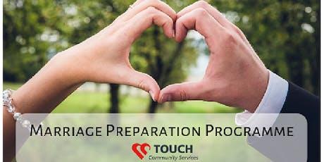 婚姻预备班 (六月) Marriage Preparation Programme in Mandarin - Toa Payoh Class 6A3 tickets