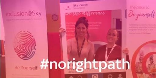 #NoRightPath