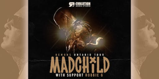 Madchild live in St. Catharines at Warehouse Dec. 8th
