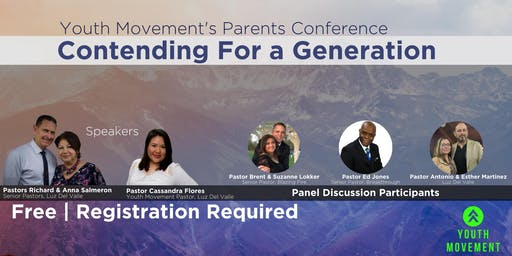 Contending For a Generation Parents Confrerence