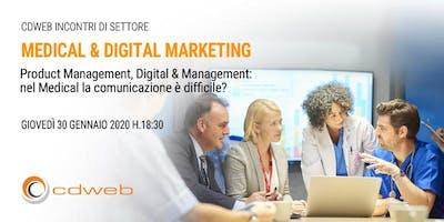 Medical & Digital - CDWEB Incontri di settore
