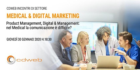 Medical & Digital - CDWEB Incontri di settore tickets