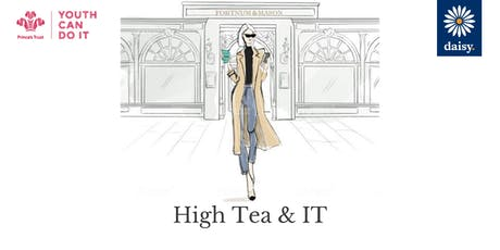 High Tea and IT event tickets