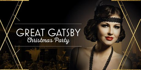 Gatsby Christmas Party at 30 James Street Hotel tickets