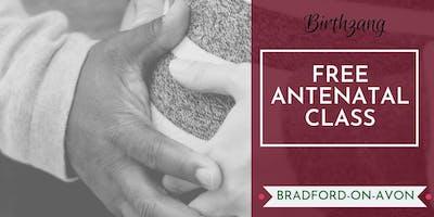 FREE Antenatal Class (Bradford-on-Avon)