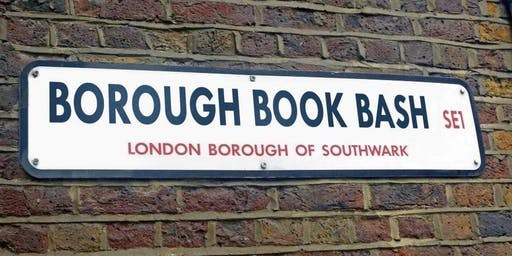 October Borough Book Bash 2019 Halloween special!  - the scariest book  I have ever read!